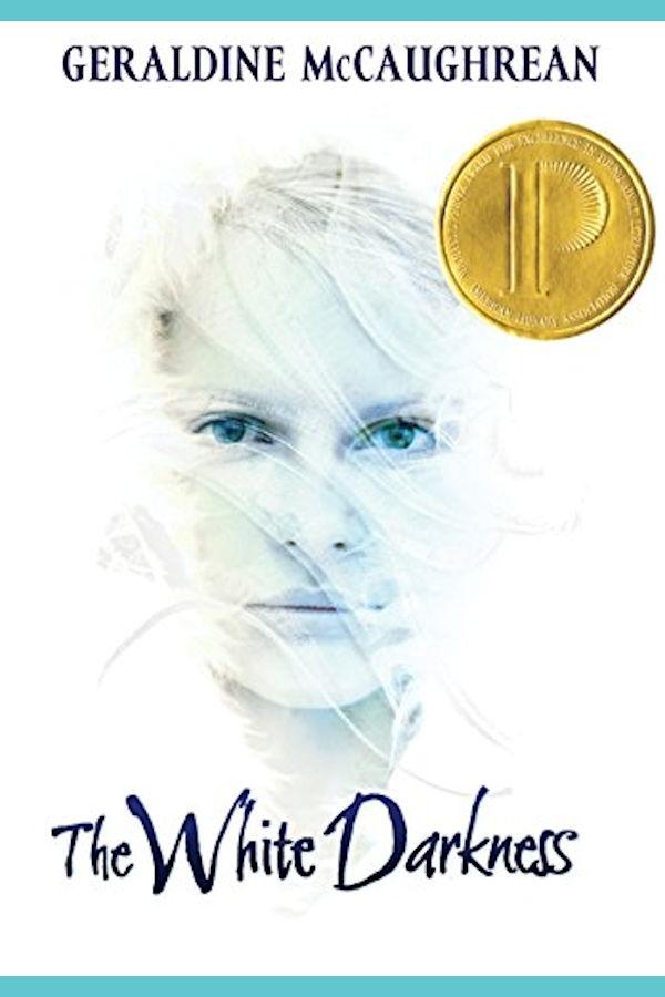Amazing YA novel set in Antarctica! The White Darkness, a YA novel by Geraldine McCaughrean
