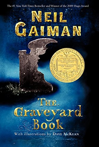 The Graveyard Book is a children's novel that won the Newbery Medal.