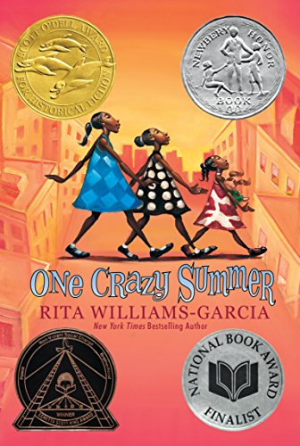 One Crazy Summer - a middle grade novel set in Oakland, California