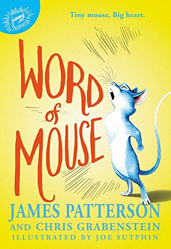 Word of a Mouse - a children's novel about a blue literary mouse name Isaiah.