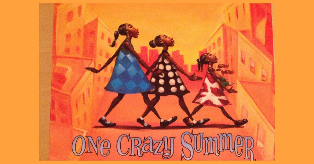 Book Review: One Crazy Summer by Rita Williams-Garcia